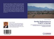 Bookcover of Gender Performance In English Language
