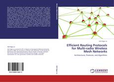 Bookcover of Efficient Routing Protocols for Multi-radio Wireless Mesh Networks