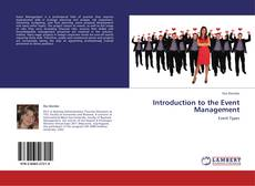 Capa do livro de Introduction to the Event Management