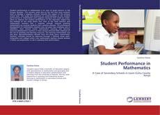 Обложка Student Performance in Mathematics
