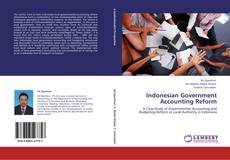 Bookcover of Indonesian Government Accounting Reform