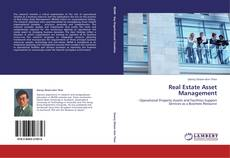 Buchcover von Real Estate Asset Management