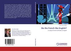 Bookcover of Do the French like English?