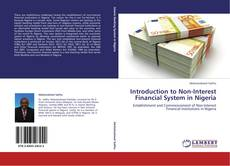 Couverture de Introduction to Non-Interest Financial System in Nigeria