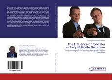 Обложка The Influence of Folktales on Early Ndebele Narratives