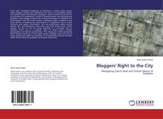Couverture de Bloggers' Right to the City