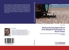 Capa do livro de Restructuring Agriculture and Adaptive Processes in Rural Areas