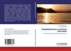 Copertina di Современные учетные системы