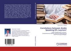 Copertina di Correlations between Arabic Speaking EFL Learners'