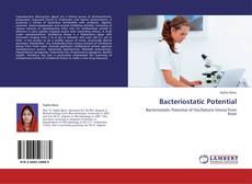 Bookcover of Bacteriostatic Potential