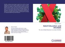 Portada del libro de Adult Education and HIV/AIDS