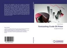 Capa do livro de Forecasting Crude Oil Prices