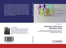 Capa do livro de Admission Reserved: Members Only