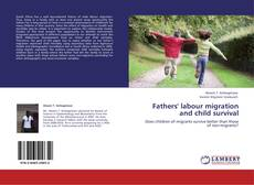 Bookcover of Fathers' labour migration and child survival