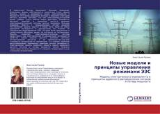 Новые модели и принципы управления режимами ЭЭС kitap kapağı