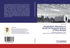 Bookcover of Bangladeshi Migration in South 24 Parganas District of West Bengal