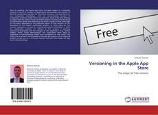 Buchcover von Versioning in the Apple App Store