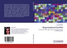 Couverture de Organizational Conflict