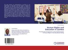 Bookcover of Human Rights and Education in Zambia