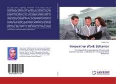 Обложка Innovative Work Behavior