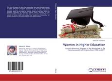 Bookcover of Women in Higher Education