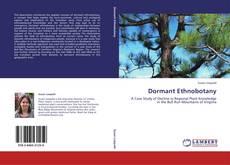 Обложка Dormant Ethnobotany