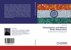 Capa do livro de Globalization and Militant Hindu Nationalism