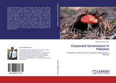 Copertina di Corporate Governance in Pakistan