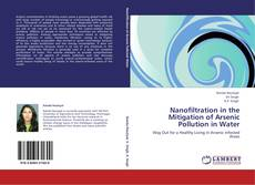Bookcover of Nanofiltration in the Mitigation of Arsenic Pollution in Water