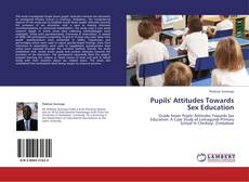 Buchcover von Pupils' Attitudes Towards Sex Education