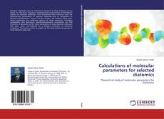 Capa do livro de Calculations of molecular parameters for selected diatomics