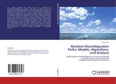 Bookcover of Random Disambiguation Paths: Models, Algorithms, and Analysis