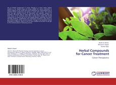 Portada del libro de Herbal Compounds  for Cancer Treatment