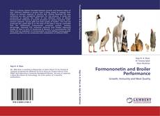 Buchcover von Formononetin and Broiler Performance