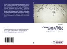 Обложка Introduction to Modern Sampling Theory