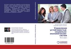 Bookcover of Управление устойчивостью   социально-экономических   систем