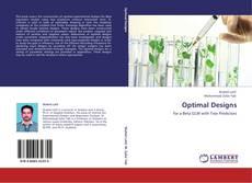 Bookcover of Optimal Designs