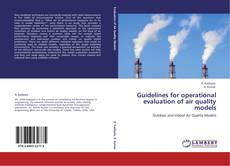 Обложка Guidelines for operational evaluation of air quality models