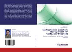 Couverture de Electrochemical oxidation: New approach for wastewater treatment
