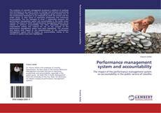 Performance management system and accountability的封面