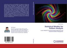 Bookcover of Statistical Models for Pattern Analysis