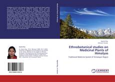 Bookcover of Ethnobotanical studies on Medicinal Plants of Himalyas