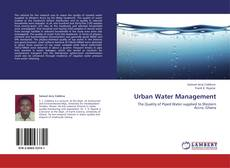 Bookcover of Urban Water Management