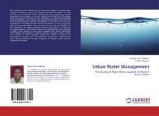 Buchcover von Urban Water Management