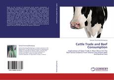 Bookcover of Cattle Trade and Beef Consumption