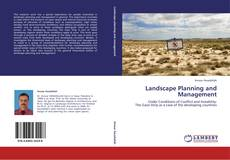 Bookcover of Landscape Planning and Management