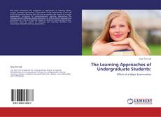 Portada del libro de The Learning Approaches of Undergraduate Students: