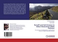 Buchcover von Runoff and Soil Erosion in Hilkot Watershed (HKH) Pakistan