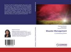 Capa do livro de Disaster Management