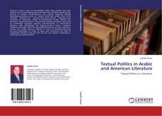 Portada del libro de Textual Politics in Arabic and American Literature